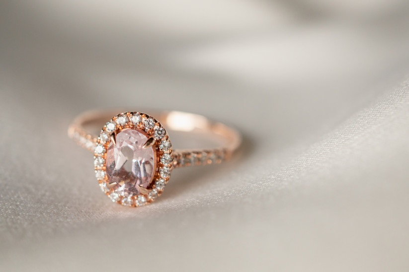 Pearl Wedding Rings – Unique Choice for your Bride